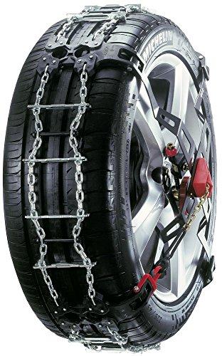 Chaines à neige TRAK Auto pour pneus 275/45R15 - Paire de chaines neige livrée dans 1 sac robuste