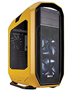 Corsair CC-9011064-WW Graphite Series 780T Full-Tower PC Case (Yellow)