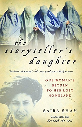 The Storyteller's Daughter: One Woman's Return to Her Lost Homeland PDF Books