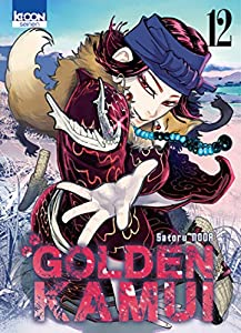 Golden Kamui Edition simple Tome 12