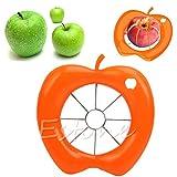 HERGON Best Verkauf Küche Apple Fruit Trennwand Schneide, Keil Cutter Pear Werkzeug Comfort Entkerner Hand