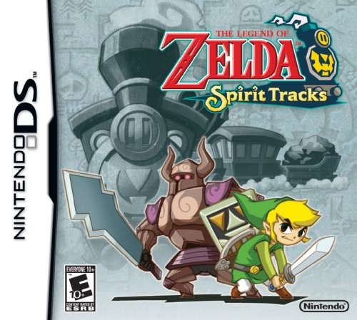 The Legend of Zelda: Spirit Tracks (Nintendo DS) [Importación inglesa]