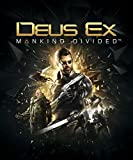 DEUS EX : MANKIND DIVIDED – US Imported Video Game Wall Poster Print - 30CM X 43CM Brand New Xbox PS4
