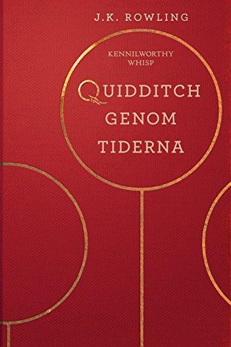 Quidditch genom tiderna (Hogwarts biblioteksböcker) (Swedish Edition) por J.K. Rowling
