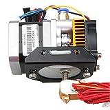 ILS - Geeetech metallo MK8 singolo estrusore supporto della staffa del motore per stampante 3D