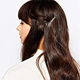 Klaue Clips, AmyGline Haarklammern Haarspangen Haargreifer Vintage Einfache Unregelmäßige...