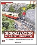 Telecharger Livres Signalisation du reseau miniature De la signification a l implantation en quelques cas types (PDF,EPUB,MOBI) gratuits en Francaise