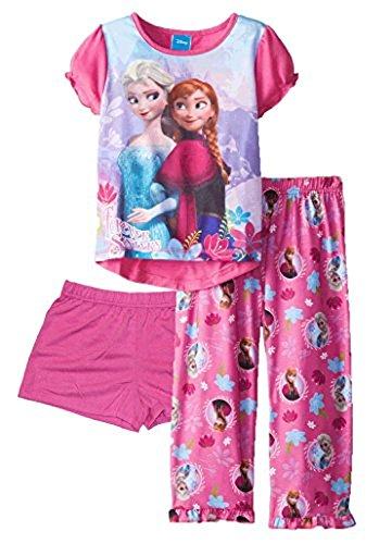 frozen-nias-3piezas-juego-de-pijama-tamao-4-5