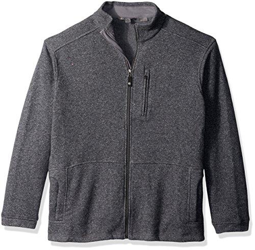 Royal Robbins Herren Dolomiten Fleece Pullover Jacke, Herren, zinnfarben