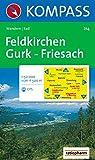 Feldkirchen Gurk, Friesach 1 : 50 000: Wandern / Rad. GPS-genau