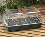 Picture Of Garland GAL19LP3 Large High-Dome Propagators - Green (Set of 3)