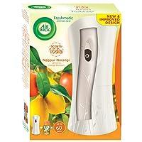 Airwick Freshmatic Air Freshener Complete Kit - 250 ml (Nagpur Narangi)