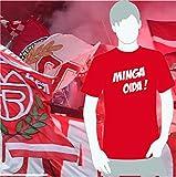 World of Football Bayern T-Shirt Minga oida - 128