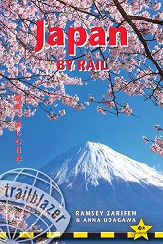 Japan by Rail Cover Image