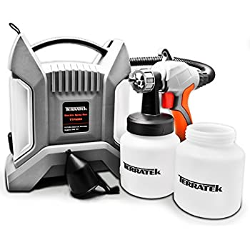 Vonhaus 800w Paint Sprayer Spray Gun For Fencing