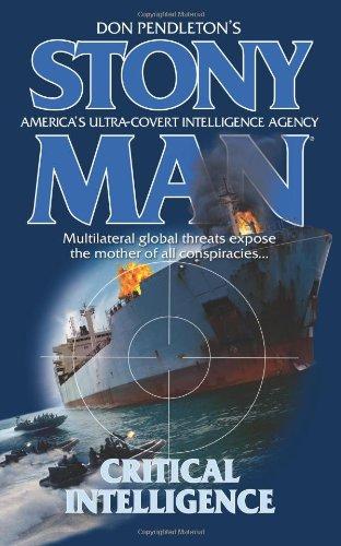 Critical Intelligence (Stony Man)
