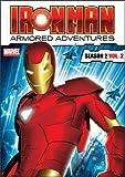 Iron Man: Armored Adventures Season 2 Vol 2 / (Ws) [DVD] [Region 1] [NTSC] [US Import]