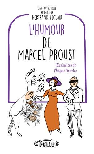 L'humour de Marcel Proust (Folio entre guillemets) por Marcel Proust