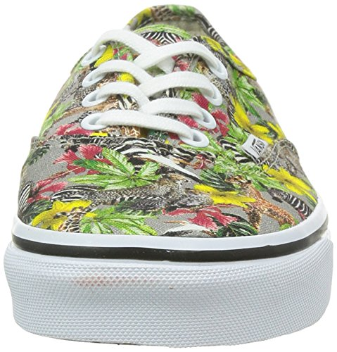 Vans U Authentic, Baskets Basses Mixte Adulte Multicolore - Multicolor