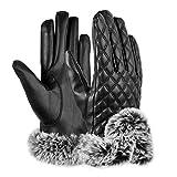 Vbiger TouchscreenHandschuhe Outdoor Handschuhe für Damen