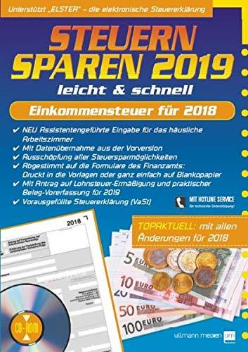 STEUERN SPAREN 2019 (Steuerjahr 2018