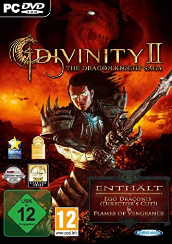 Divinity 2 - The Dragon Knight Saga [import allemand]