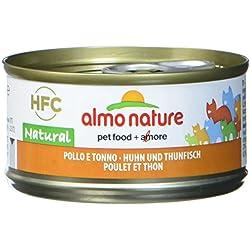 Almo Nature Legend Katzenfutter Huhn mit Thunfisch (24 x 70 g)