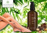 ACARAA Body After-Shave-Balsam für Damen – gegen eingewachsene Haare und mehr - 2