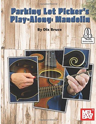 Parking Lot Picker's Play-Along: Mandolin