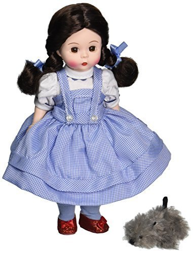 Madame Alexander Dorothy & Toto Doll, 8