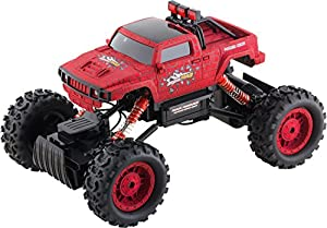 Buddy Toys- Coche RC, Color Rojo (BRC 14.614)