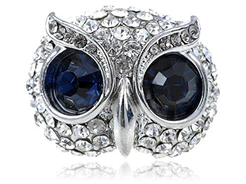 argent-ton-sapphire-strass-blue-eyed-hooting-visage-des-hiboux-oiseaux-mode-bague