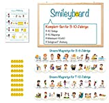 Smileyboard Komplett-Set 3-10