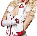 Boland 03125 Handschuhe Krankenschwester, One Size