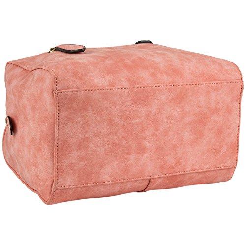Handtasche Bag Betty Charlotte Zip Barclay E Bowling 158 CH Schultertasche Sand wIqpqOnt
