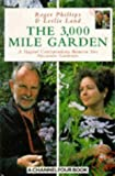 The 3000 Mile Garden by Roger Phillips (1995-01-13)