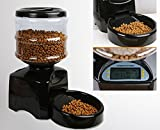 Hyfive automatico Cat feeder Dog feeder display digitale timer alimentazione di animali
