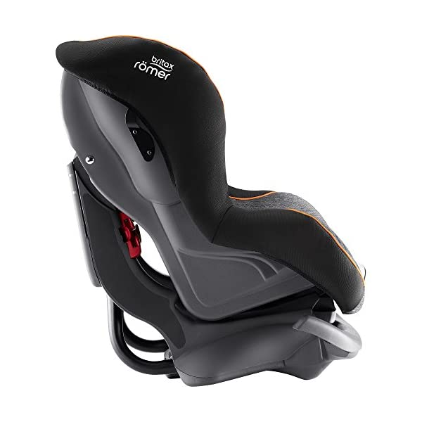 Britax Römer FIRST CLASS PLUS Group 0+/1 (Birth-18kg) Car Seat - Black Marble  This FIRST CLASS PLUS will come in a Black Marble design cover which is made from a more premium fabric with extra detailing Extended recline position when rearward facing - the safest way to travel Reassurance built-in - CLICK & SAFE harness tensioning confirmation 4