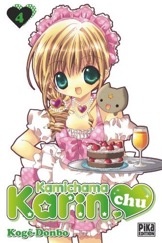Kamichama Karin Chu Vol.4