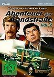 Abenteuer der Landstraße, Vol. 2 (Movin' On) / Weitere 13 Folgen der legendären Fernfahrerkult-Serie (Pidax Serien-Klassiker) [4 DVDs]