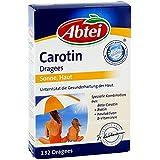 ABTEI Carotin Dragees 132 St Überzogene Tabletten
