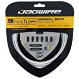 Jagwire Hyper Brake Kit, White (japan import)