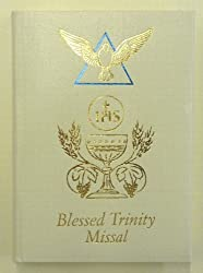 Bless Trinity Missal & Prayer Book: Skivertex White Cover