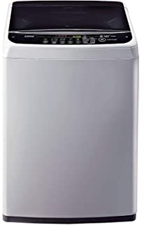 LG 6.2 kg Inverter Fully Automatic Top Loading Washing Machine   T7288NDDLG.ASFPEIL, Middle Free Silver