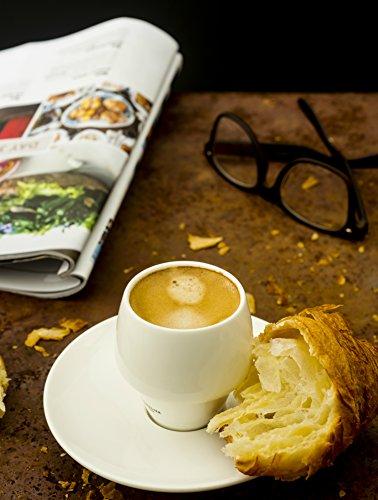 Biodegradable Nespresso® Compatible Premium Coffee Capsules | Single Origin Peruvian, Triple-Certified (Fairtrade, Organic, Rainforest Alliance) Arabica Coffee | 40 Compostable Coffee Pods