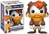 Funko- Pop Vinile Disney Darkwing Duck Launchpad McQuack, 13261