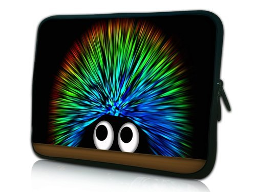 """Sidorenko Designer Laptoptasche Notebooktasche Sleeve Größe 34,0 cm von 13"""" bis 13,3"""" Zoll Neopren Schutzhülle"""
