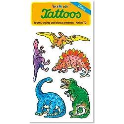Lutz Mauder Tattoo - Tatuajes para niños, diseño de dinosaurios