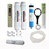 #10: For Water Filter RO Purifier COMPLETE SERVICE KIT+ 80 GPD VONTRON MEMBRANE