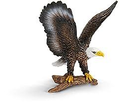 Schleich Bald Eagle Toy Figure
